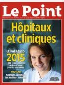 Palmarès Le Point 2015