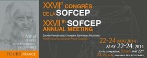 Congrès SOFCEP 2014